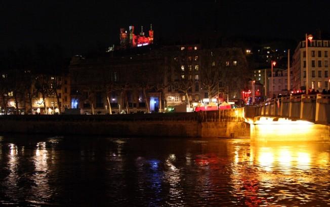 fête des lumières Basilique