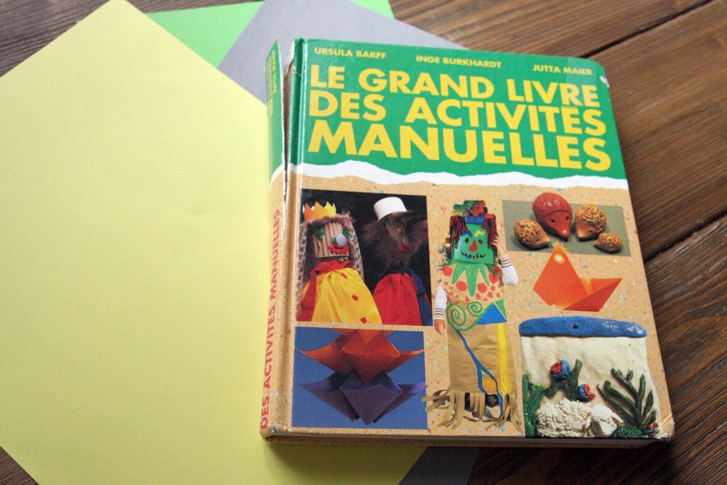 Les marionnettes en papier debobrico - Comment faire une marionnette ...