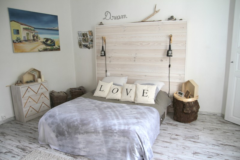 Chambre parentale on pinterest bedrooms beams and scrabble for Chambre parentale
