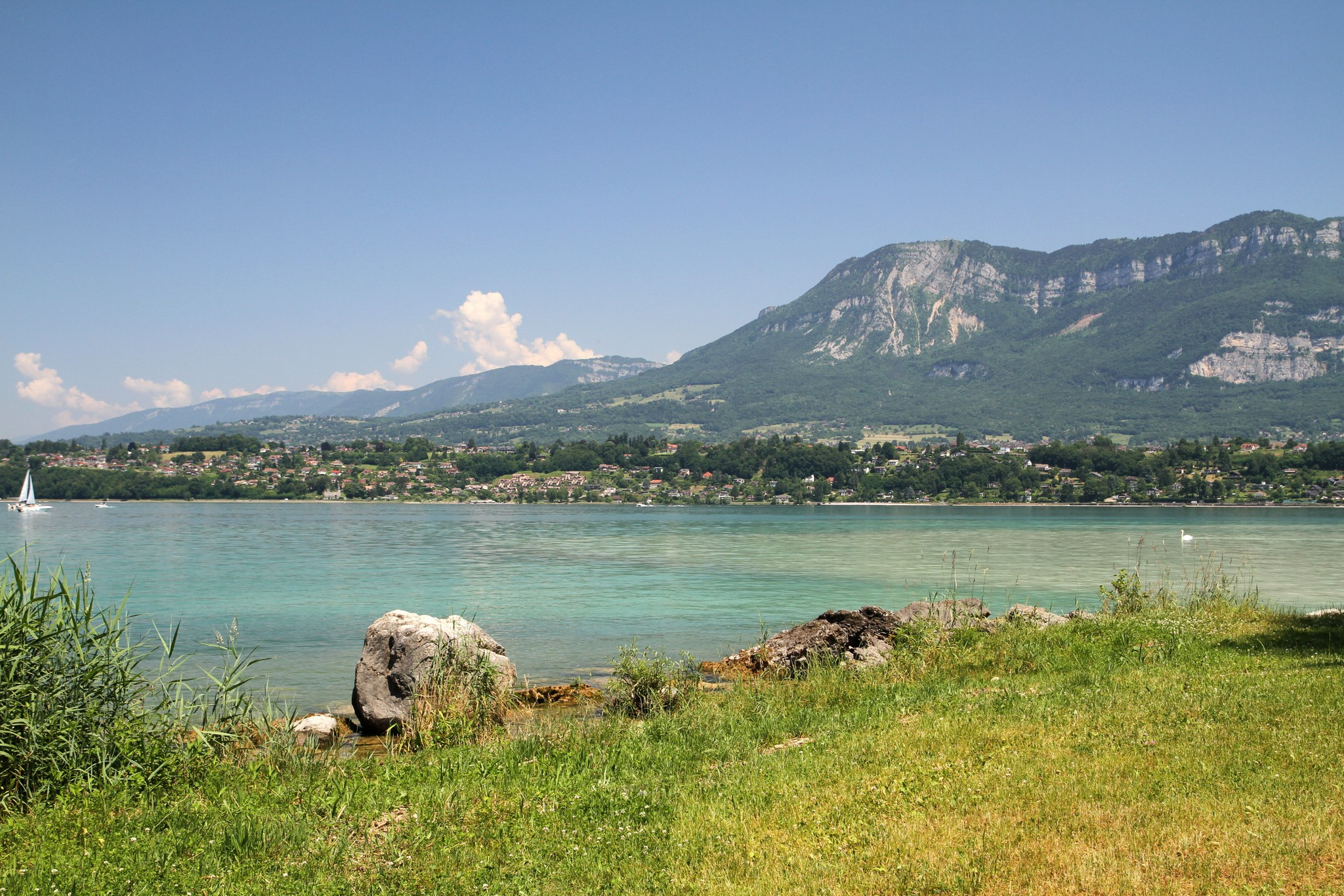Week end catastrophe au lac du bourget - Meteo bourget du lac ...