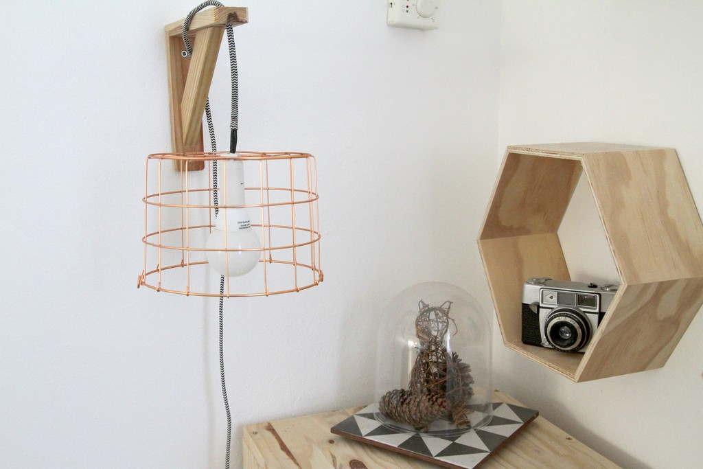 diy panier abat jour. Black Bedroom Furniture Sets. Home Design Ideas