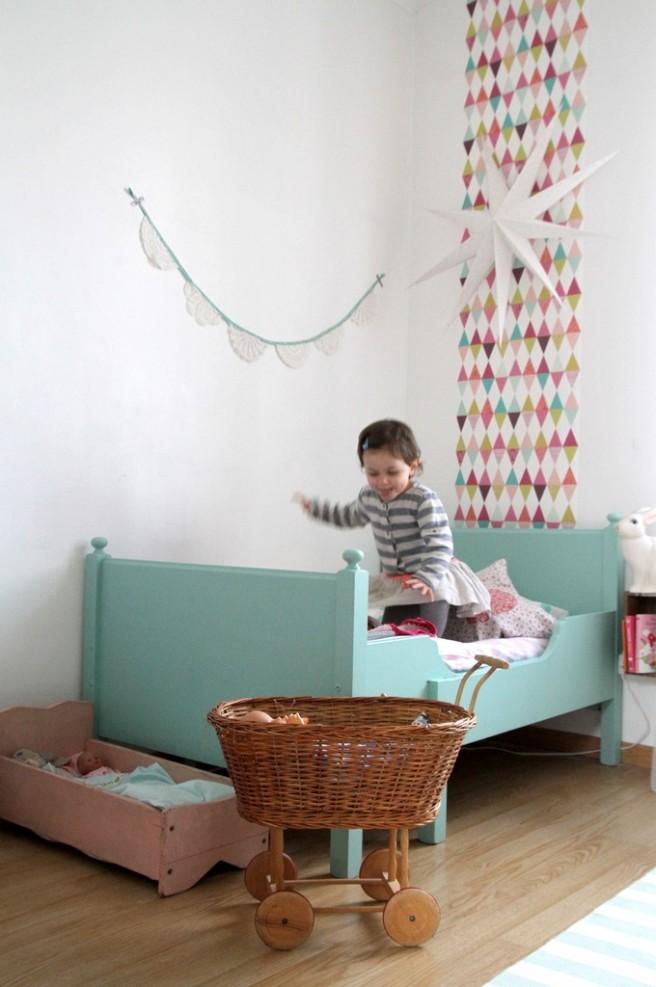 Une vraie chambre de jeune fille - Chambre de jeune ...